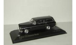 Вольво Volvo 121 Break 1966 Черный Minichamps 1:43 430171016, масштабная модель, 1/43