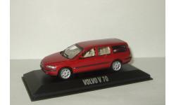 Вольво Volvo V70 Minichamps 1:43, масштабная модель, 1/43
