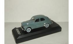 Пежо Peugeot 203 1955 Solido 1:43, масштабная модель, 1/43