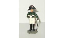 фигурка солдат Штаб лекарь 1806 1811 гг. № 78 Наполеоновские войны GE Fabbri 1:32, фигурка, scale32