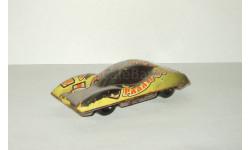 Игрушка автомобиль. Спортивный 3. Жесть. Cделано в СССР. 1980-е гг. 1:43, масштабная модель, scale43