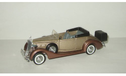 Паккард Packard Cabriolet 1937 Solido 1:43 Made in France БЕСПЛАТНАЯ доставка, масштабная модель, 1/43