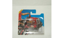 Bump Around Красный Hot Wheels 1:64, масштабная модель, 1/64, Hot Wheels Elite