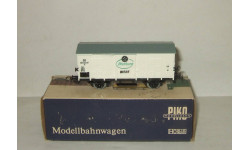 вагон Железная Дорога Biere Piko HO 1:87, масштабная модель, 1/87, Hot Wheels Elite