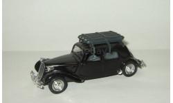 Ситроен Citroen 15 Six Газогенераторный 1939 Solido 1:43 Made in France БЕСПЛАТНАЯ доставка, масштабная модель, Citroën, scale43