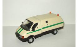 Газ 3302 Газель «Ратник» Инкассаторский автомобиль Инкассация IST IXO Автомобиль на службе 1:43, масштабная модель, 1/43, Автомобиль на службе, журнал от Deagostini