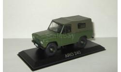 Aro 240 4x4 1972 Хаки IST Masini de Legenda 1:43, масштабная модель, IST Models, scale43