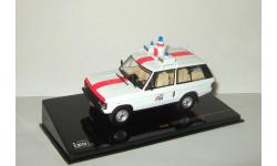 Range Rover 4x4 Belgium Police SOS 901 1986 IXO 1:43 CLC160, масштабная модель, 1/43, IXO Road (серии MOC, CLC)
