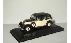 лимузин Мерседес Бенц Mercedes Benz Typ 260 D 1936 IXO Whitebox 1:43, масштабная модель, 1/43, Mercedes-Benz