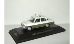 Ваз 2101 Жигули Lada 1200 Volkspolizei Police DDR IST Cars & Co 1:43 CCC056, масштабная модель, IST Models, scale43