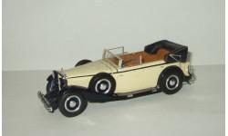 лимузин Майбах Maybach Zeppelin Cabrio 1932 Minichamps 1:43 Limited Edition БЕСПЛАТНАЯ доставка, масштабная модель, scale43