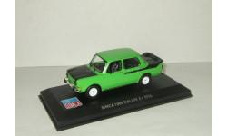Симка Simca 1000 Ралли Rallye 2 1976 IXO Altaya 1:43, масштабная модель, 1/43