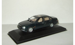 Форд Ford Scorpio II Седан 1995 Зеленый металлик Minichamps 1:43 430084002, масштабная модель, scale43