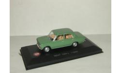 Ваз 2101 Фиат Сеат Lada 1200 Fiat Seat 124 L 1969 Altaya 1:43