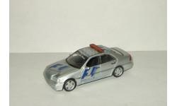 Мерседес Mercedes Benz C-class C36 AMG W 202 F1 Medical Car медицинская Minichamps 1:43