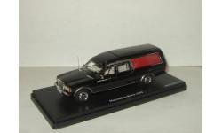 Мерседес Mercedes Benz 200 W123 Катафалк 1:43 Schuco Pro 450890700, масштабная модель, 1/43, Spark, Mercedes-Benz