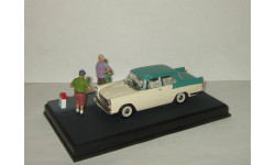 диорама Остин Austin Cambridge La Route Bleue Les Touristes Anglais IXO Altaya 1:43, масштабная модель, 1/43