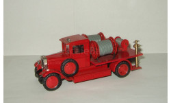 Зис 5 Пожарный с Катушками Тип 3 1938 СССР Ломо АВМ 1:43 БЕСПЛАТНАЯ доставка, масштабная модель, ЛОМО-АВМ, scale43