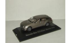 Мерседес Бенц Mercedes Benz CLS Klasse Shooting Break X218 Norev 1:43