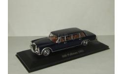 Мерседес Бенц Mercedes Benz 600 Pullman W100 1963 Altaya 1:43