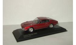 Астон Мартин Aston Martin DBS 1969 Minichamps 1:43 400137601, масштабная модель, 1/43