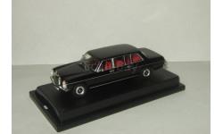 Мерседес Бенц Mercedes Benz 230 Limousine 1974 W114 Черный IXO 1:43, масштабная модель, 1/43, IXO Road (серии MOC, CLC), Mercedes-Benz