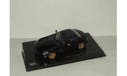 Мерседес Бенц Mercedes Benz SLS AMG RSK8 2011 Черный IXO 1:43 MOC118, масштабная модель, 1/43, IXO Road (серии MOC, CLC), Mercedes-Benz