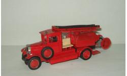 Зис 5 Пожарный ПМЗ 3 1939 СССР Ломо АВМ 1:43 БЕСПЛАТНАЯ доставка, масштабная модель, ЛОМО-АВМ, scale43
