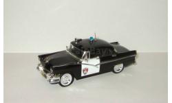 Форд Ford Fairlane Полиция Детройта США 1956 IXO IST Полицейские Машины Мира 1:43