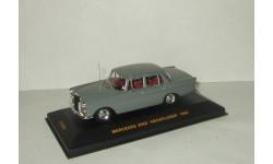 Мерседес Бенц Mercedes Benz 200 D W110 1966 'Heckflosse' IXO 1:43 CLC074, масштабная модель, 1/43, IXO Road (серии MOC, CLC), Mercedes-Benz