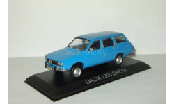 Dacia 1300 Break (прототип Renault 12) Универсал 1969 Румыния IST Masini de Legenda 1:43, масштабная модель, IST Models, scale43