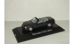 Мерседес Бенц Mercedes Benz Classe CLK Cabrio A208 Schuco 1:43, масштабная модель, 1/43, Mercedes-Benz