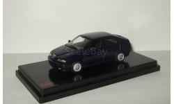 Альфа Ромео Alfa Romeo 146 1995 Пятидверная Темно-синяя Pego 1:43, масштабная модель, scale43
