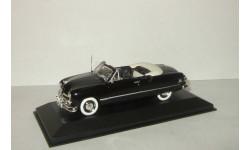 Форд Ford FL Cabriolet 1949 Черный Minichamps 1:43 400082231, масштабная модель, scale43