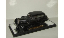 Мерседес Бенц Mercedes Benz 770 Grober Pullman Limousine 1938 Signature 1:43, масштабная модель, 1/43, Mercedes-Benz