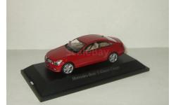 Мерседес Бенц Mercedes Benz E-Class Coupe C207 Красный Kyosho 1:43