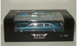 Мерседес Бенц Mercedes Benz S Class W126 Limousine 1990 Лимузин Neo 1:43 NEO45355