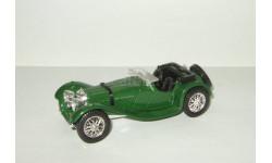 Ягуар Jaguar SS 100 1938 Solido 1:43 Made in France БЕСПЛАТНАЯ доставка, масштабная модель, 1/43
