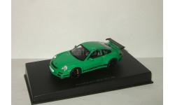 Порше Porsche 997 GT3 RS AutoArt 1:43 57912, масштабная модель, 1/43