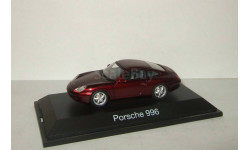 Порше Porsche 996 1997 Schuco 1:43 04343, масштабная модель, 1/43