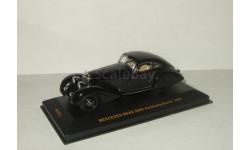 Мерседес Бенц Mercedes Benz 500 K AUTOBAHN-KURIER 1935 IXO Museum 1:43 MUS 021, масштабная модель, 1/43, IXO Museum (серия MUS), Mercedes-Benz