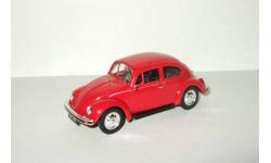 Фольксваген VW Volkswagen Beetle Kafer 1200 1959 IST Kultowe Autа 1:43, масштабная модель, DeAgostini-Польша (Kultowe Auta), scale43