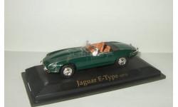 Ягуар Jaguar E Type 1971 Yatming Road Signature 1:43 БЕСПЛАТНАЯ доставка, масштабная модель, scale43