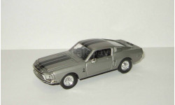 Форд Ford Shelby GT500 1968 'Элеонор' Road Signature 1:43, масштабная модель, scale64