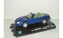 Ягуар Jaguar XK8 2000 Hongwell Cararama 1:43 Открываются двери БЕСПЛАТНАЯ доставка, масштабная модель, Bauer/Cararama/Hongwell, scale43