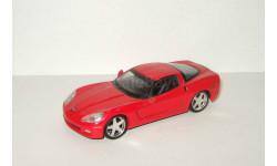 Chevrolet Corvette С6 Z51 2010 IXO Суперкары 1:43, масштабная модель, Суперкары. Лучшие автомобили мира, журнал от DeAgostini, scale43