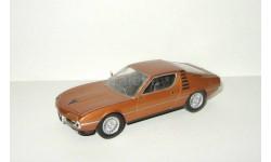 Альфа Ромео Alfa Romeo Montreal Coupe 1971 IXO Суперкары 1:43, масштабная модель, Суперкары. Лучшие автомобили мира, журнал от DeAgostini, scale43