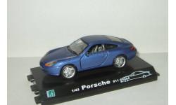 Порше Porsche 911 1998 Hongwell Cararama 1:43 Открываются двери БЕСПЛАТНАЯ доставка, масштабная модель, Bauer/Cararama/Hongwell, scale43