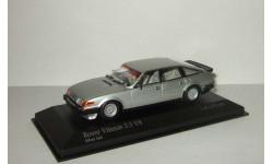 Rover Vitesse 3.5 V8 1986 Minichamps 1:43 400138500, масштабная модель, 1/43