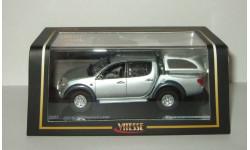 Мицубиси Mitsubishi L200 Пикап 4x4 2007 Vitesse 1:43, масштабная модель, scale43